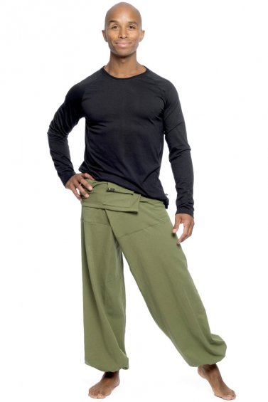 Yoga Active Man Eco Green