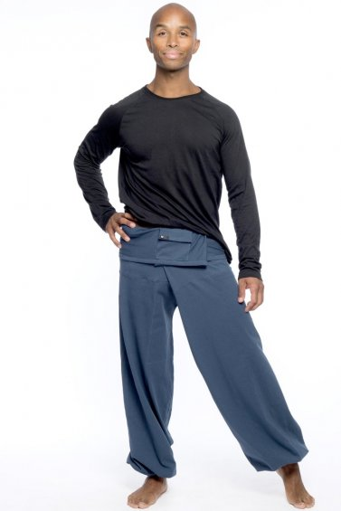 Yoga Active Man Eco Duffy Blue