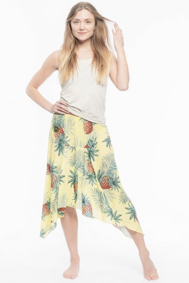 Hang Skirt Pineapple Lemon Base