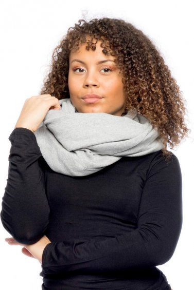 Hug Scarf Eco Grey