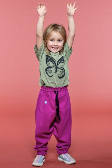 Harem Active Kids Eco Pink