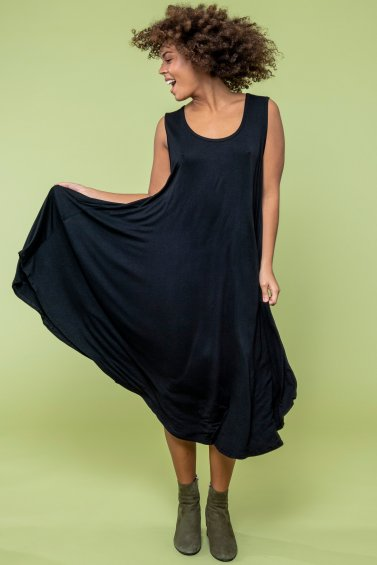Signe Dress Black