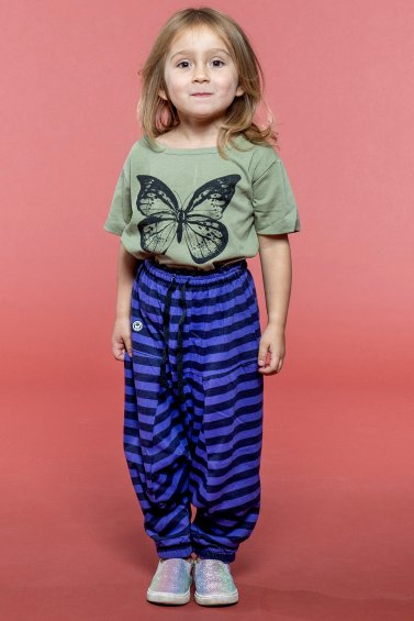 Harem Classic Kids Purple Stripe