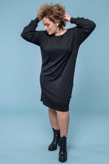 Nunki Dress Black