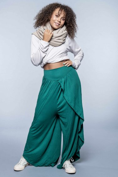 Layer Pant Forest Green
