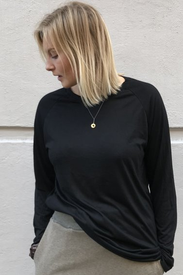 Longsleeve Eco Black