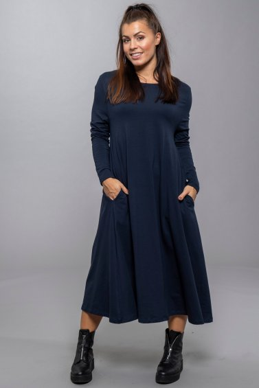 Isabell Longsleve Navy