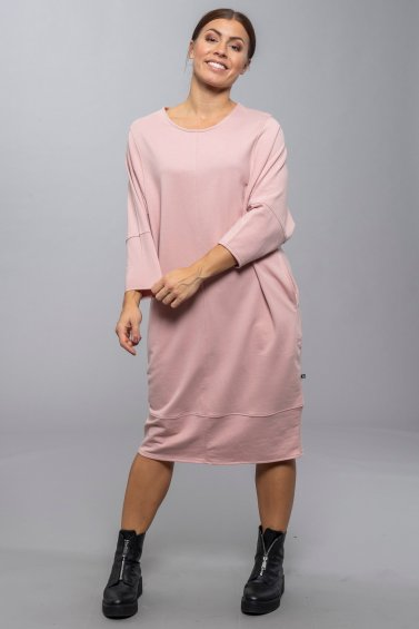 Wai Dress New Pink