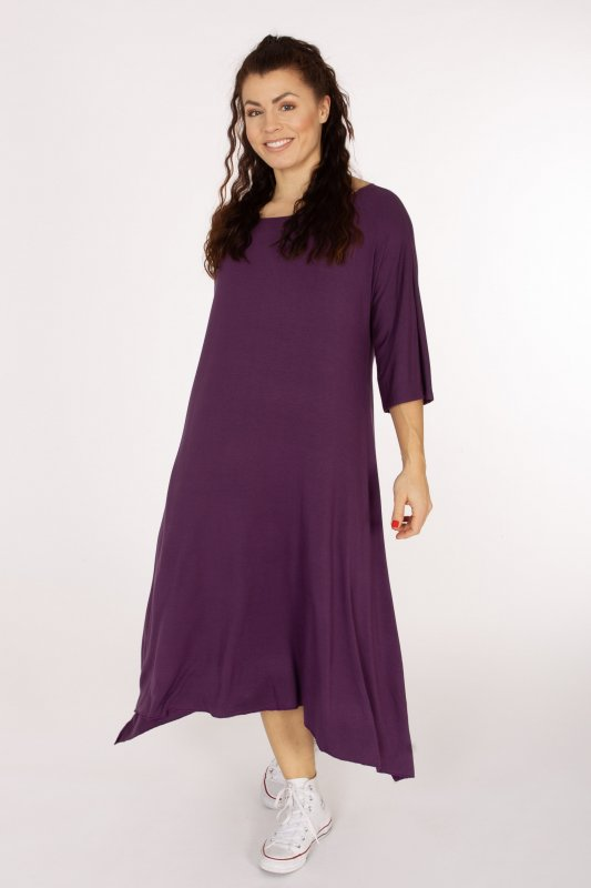 Brevik Dress Purple