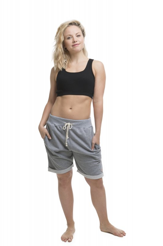 Sweat Shorts Light Grey