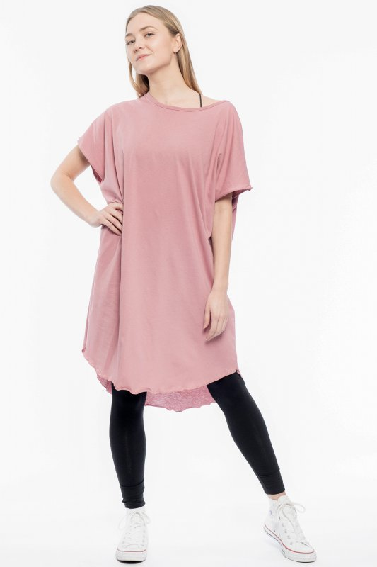 Kaftan Dress New Eco Old Pink
