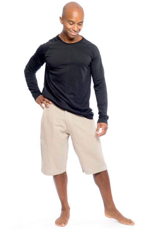Cruse Man Shorts Kaki