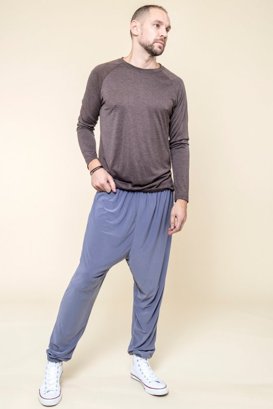Baggy Long New Man Grey