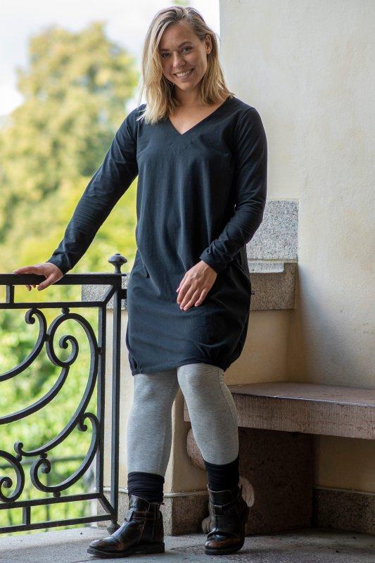 Victoria Dress Eco Black