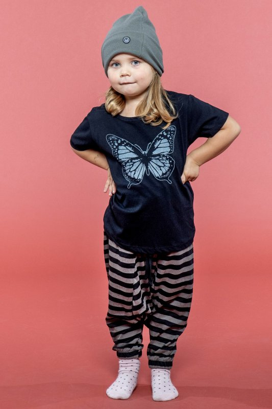 Harem Classic Kids Black Warm Grey