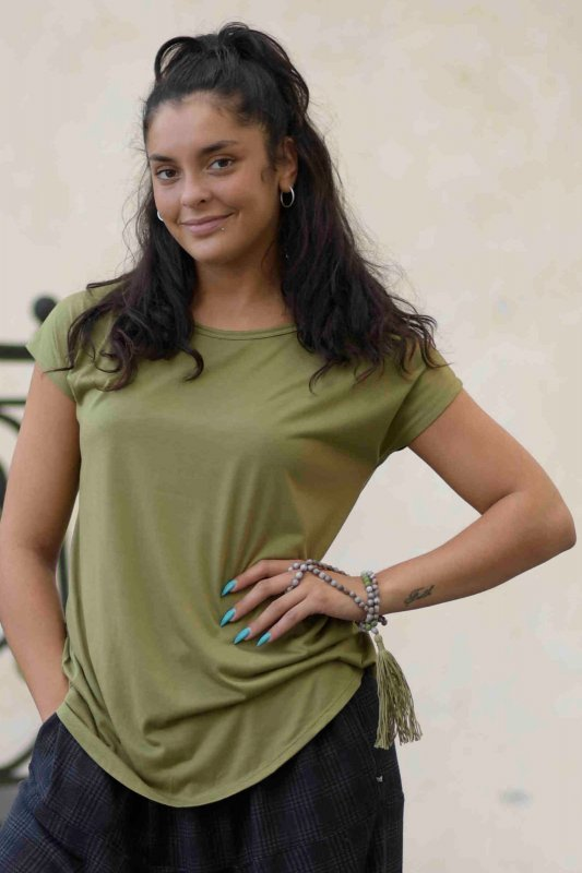 Wind Shirt Eco Olive Green