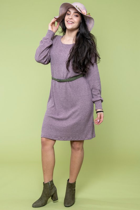 Nunki Dress Dusty Pink