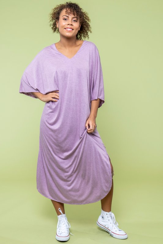 Shaula Dress Dusty Pink