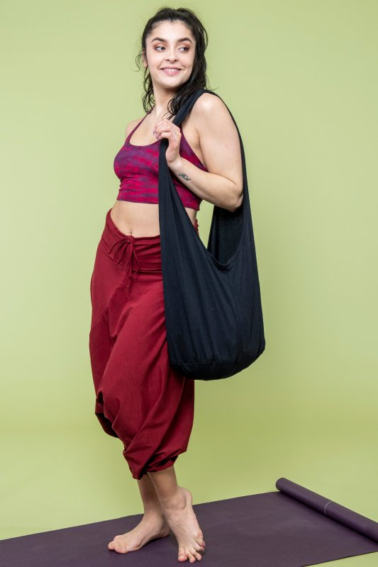 Yoga Basic New Maroon