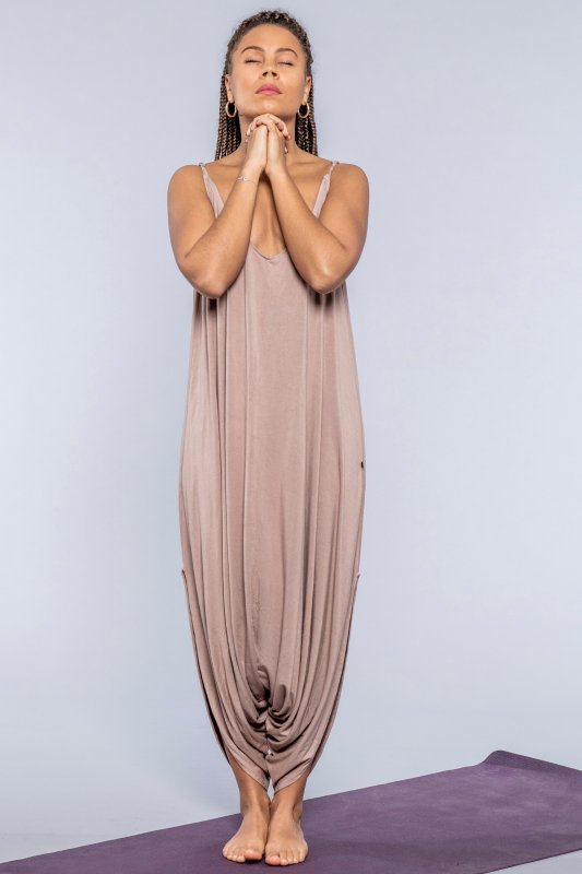 Yona Jumpsuit Warmgrey