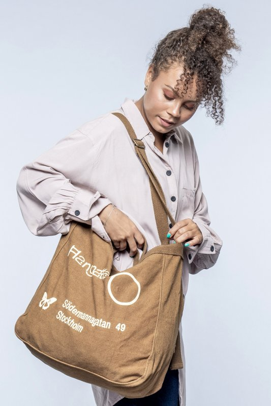 Canvas Bag Mustard