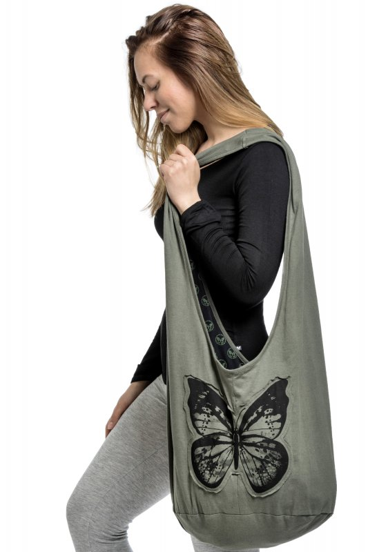 Butterfly Bag Green
