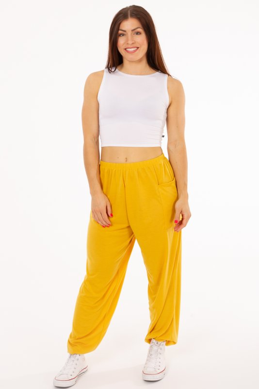 Breeze Pant Yellow