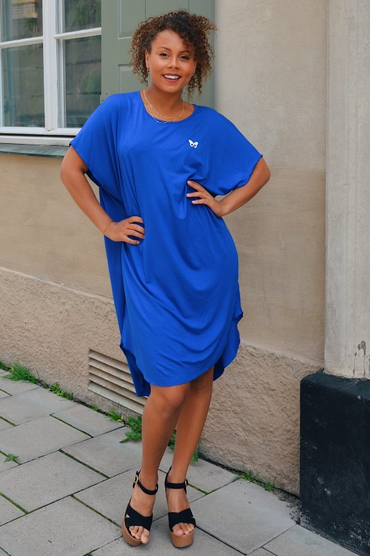 Avery Dress Cobalt Blue